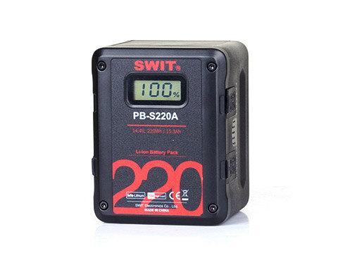 PB-S220A 220Wh Multi-sockets Heavy Duty Digital Battery