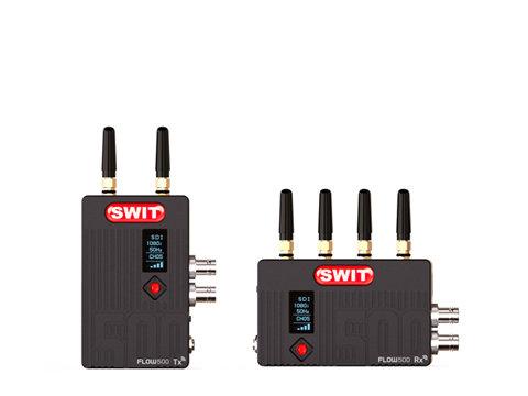 FLOW500 SDI&HDMI 500ft Wireless System