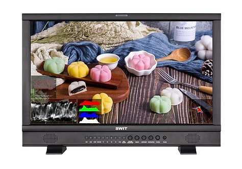 S-1243F 23.8-inch Full HD Waveform Studio LCD Monitor