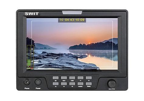 S-1071H+ 7-inch 3GSDI/HDMI LCD Monitor