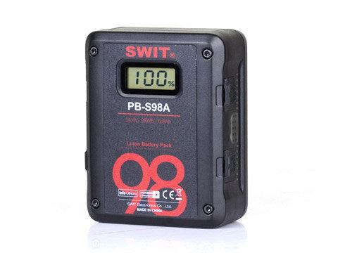 PB-S98A 98Wh Multi-sockets Heavy Duty Digital Battery