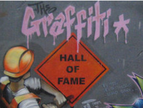 Graffiti Hall of Fame