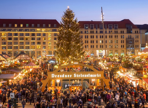 Deck the Halls in Dresden