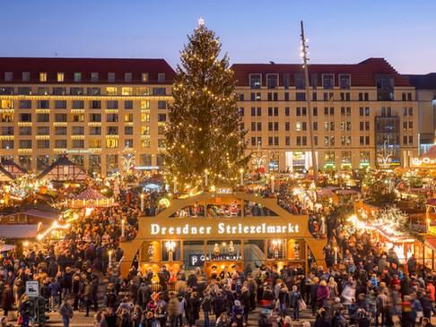 Deck the Halls in Dresden