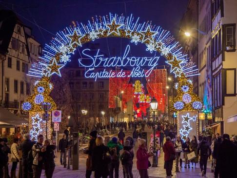 1) Sparkle in Strasbourg
