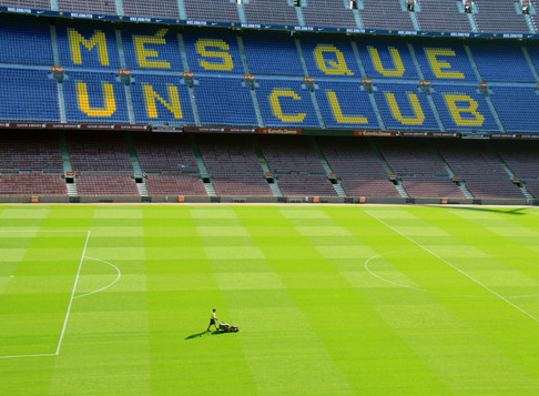 From Gaudi to Cruyff: FC Barcelona, Catalanism and the pursuit of the modernist ideal.