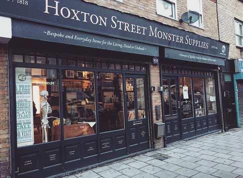 MONSTER SUPPLIES STORE – Hoxton
