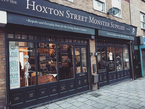 MONSTER SUPPLIES STORE – Hoxton