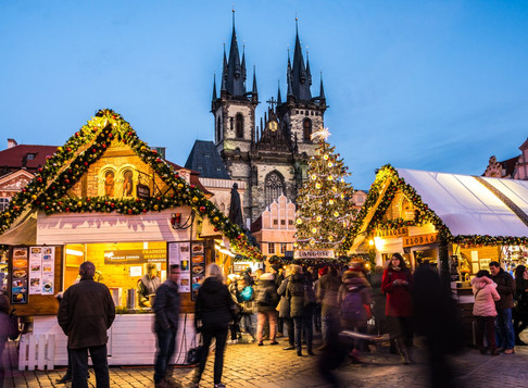 Czech out Prague's Christmas Markets