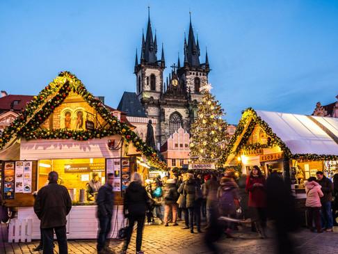 Czech out Prague's Christmas Markets