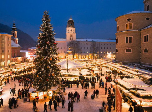 'The Sound of (Christmas) Music' in Salzburg