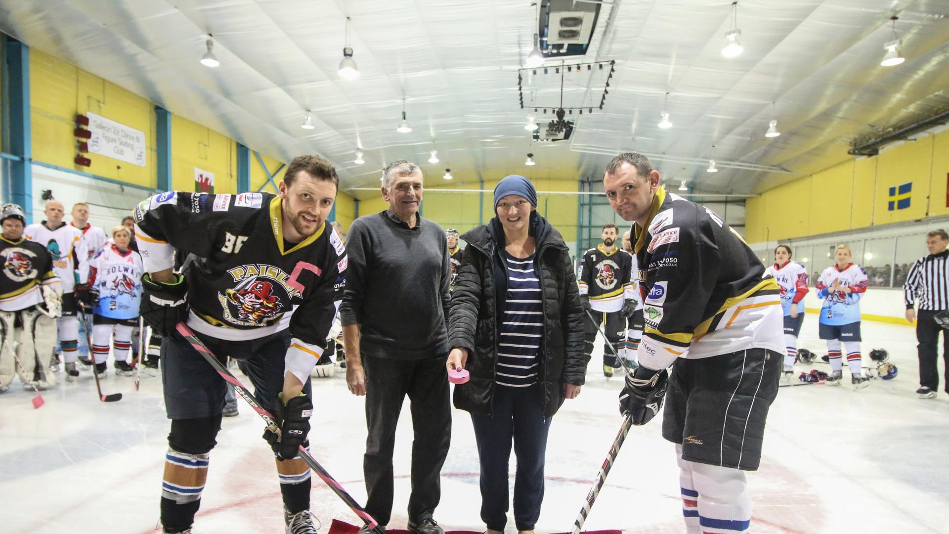 Lesley Graham Ice Hockey Fundraiser (6 o