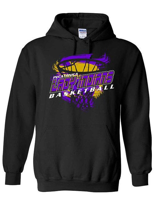 Pec JH Girls Basketball Premium Hooded sweatshirt 82760