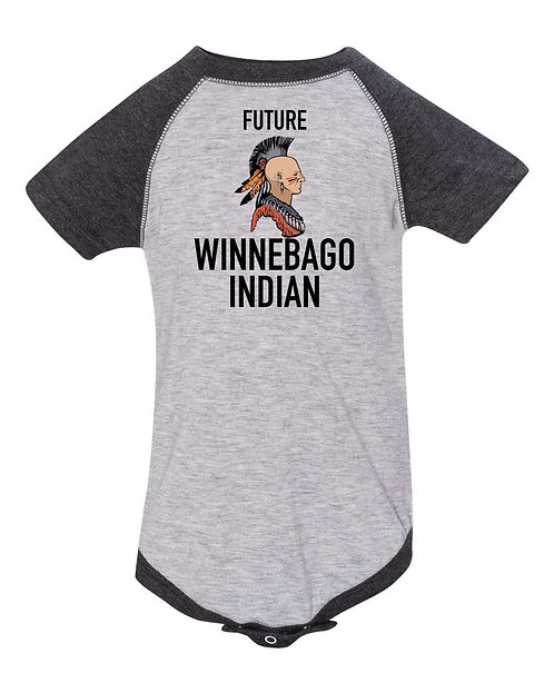 Future Winnebago Indian Onesie 30538