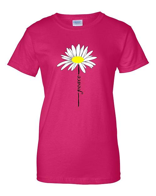 Classic PEACE Daisey t-shirt