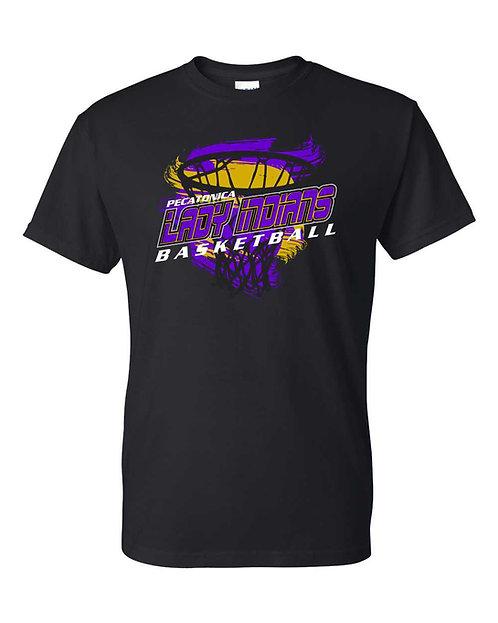 Pec JH Girl's Basketball Short Sleeve Tee 760