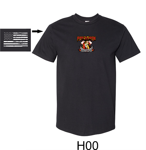 Fire and Iron SS T-shirt