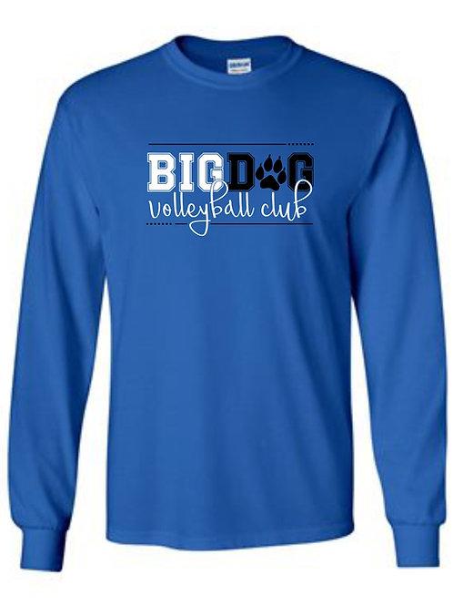 Big Dog VB Club Long Sleeve Tee 6060