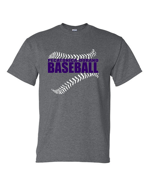 PD Baseball 50/50 T-shirt