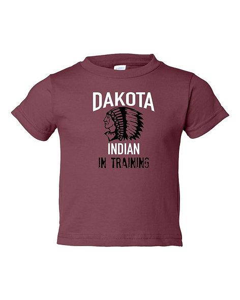 Dakota Indian in Training Toddler Tee 35638