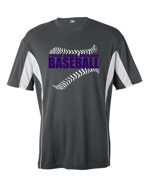 PD Baseball performance T-shirt