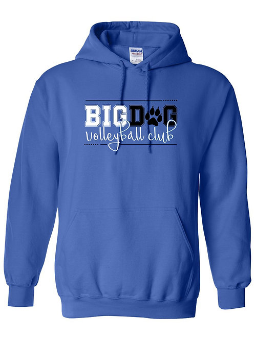 Big Dog VB Club Hoody 22060