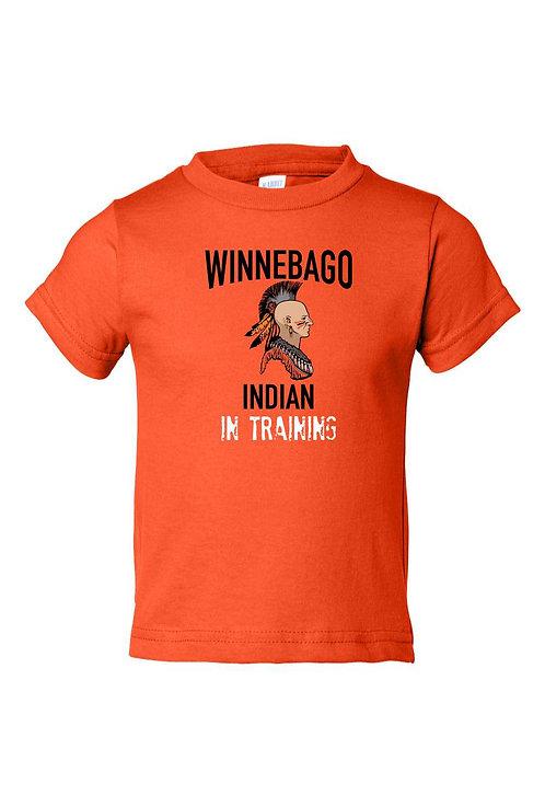 Winnebago Indian in Training Infant Tee 32138