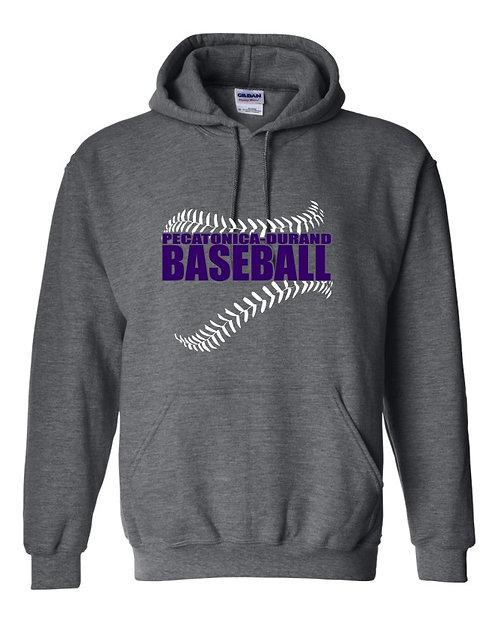 PD Baseball 50/50 hoody