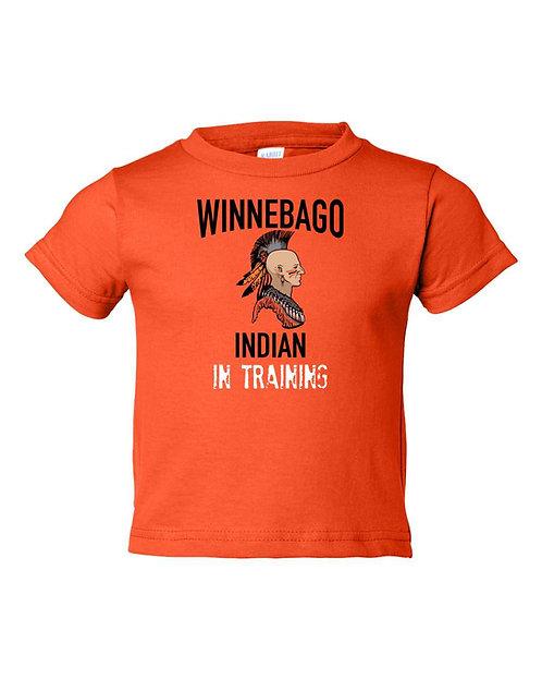 Winnebago Indian in Training Toddler Tee 35638