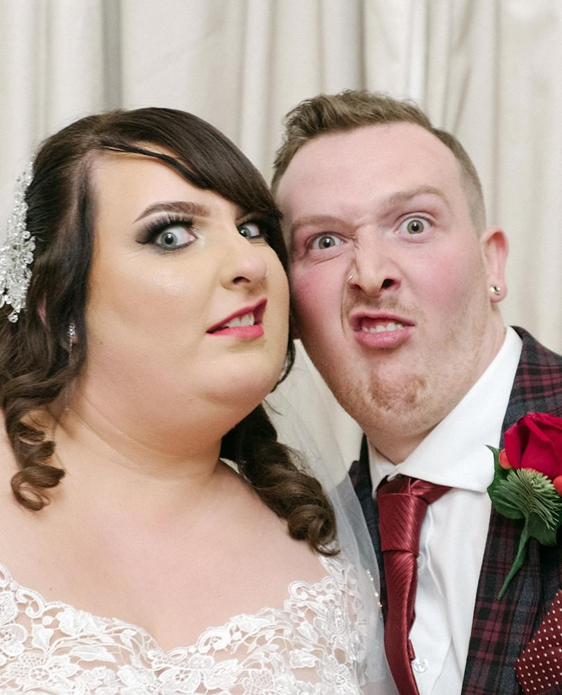 Mr & Mrs Harrison