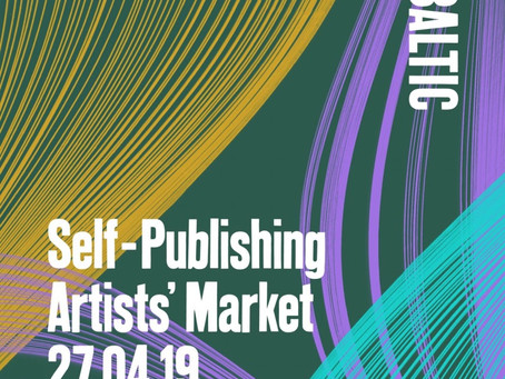 BALTIC SELF-PUBLISHING ARTISTS' MARKET 2019