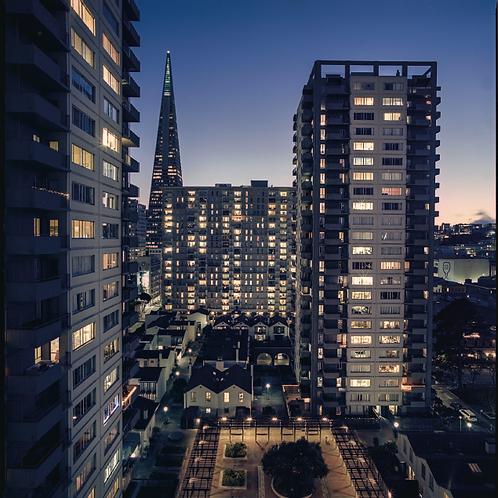 Urban Immobility by Sebastian Schweers PRE-ORDER