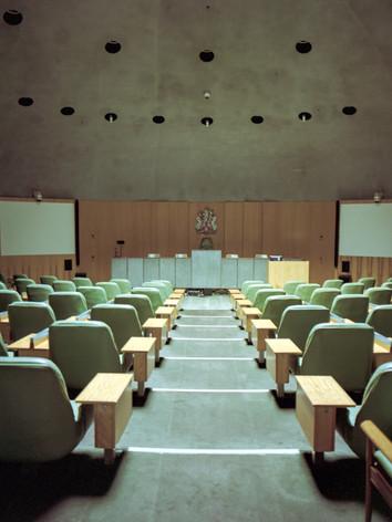Newcastle Council Chambers