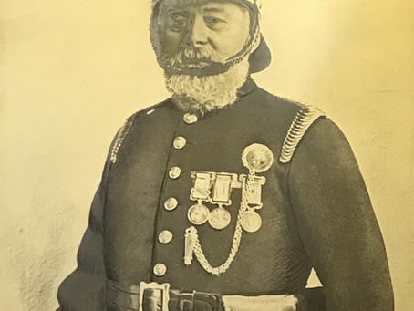 The father of the fire brigade