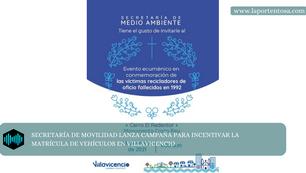 SECRETARÍA DE MOVILIDAD LANZA CAMPAÑA PARA INCENTIVAR LA MATRÍCULA DE VEHÍCULOS EN VILLAVICENCIO