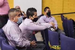 Transportadores se reunieron con alcalde de villavicencio