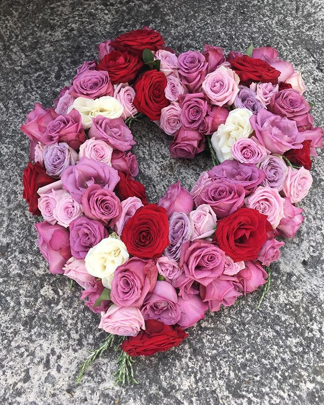 Hearts and Roses ❤️💗_#roses #roses #ros