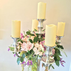 Our large candelabras are proving popula