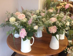 Table arrangements ready for _pengennama