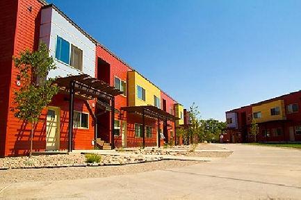 Beautiful affordable housing development Moab Utah