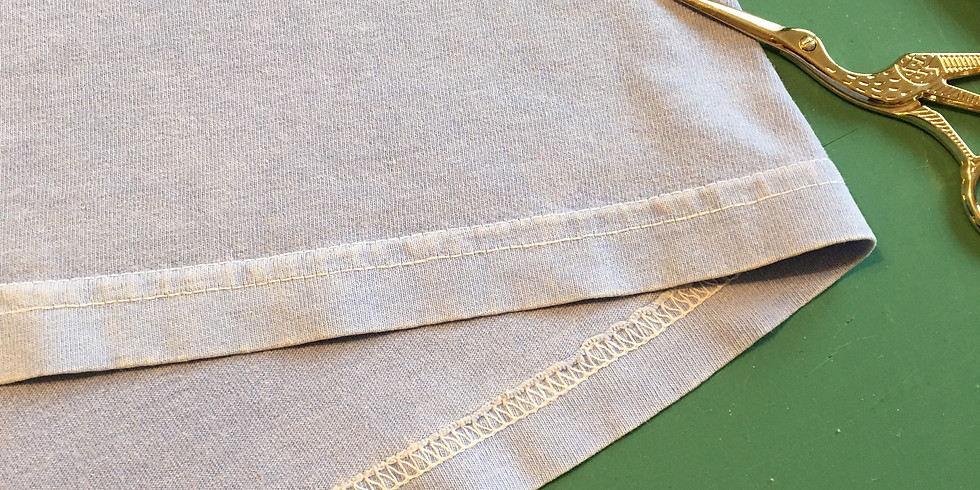 The Coverstitch, with Debby Spence