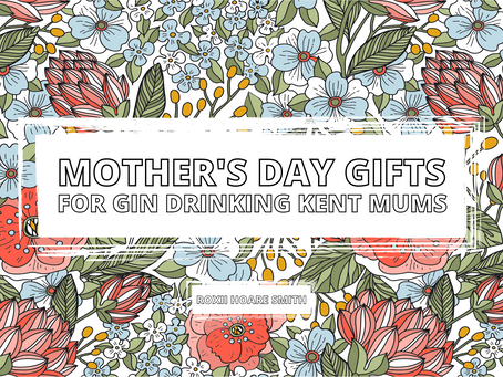 Kent Gin Gift Ideas for Mother's Day