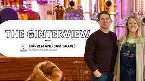 The Ginterview: Darren and Sam Graves, Maidstone Distillery