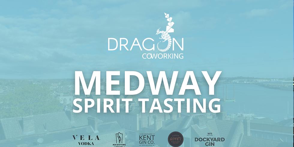 Medway Spirit Tasting - Dragon Coworking