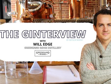 The Ginterview: Will Edge, Greensand Ridge Distillery