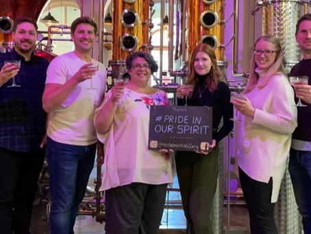 Maidstone Distillery's gin wins Kent spirit award