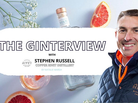 The Ginterview: Stephen Russell, Copper Rivet Distillery