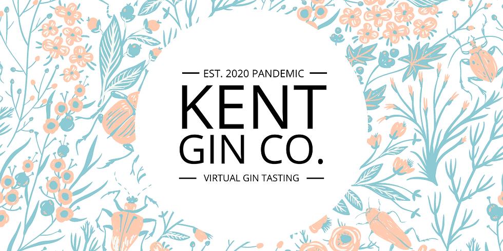 Kent Virtual Gin Tasting