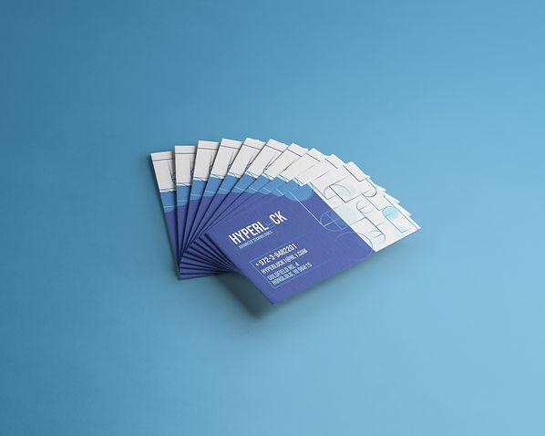 Rina.Z סטודיו עיצוב כרטיסי ביקור