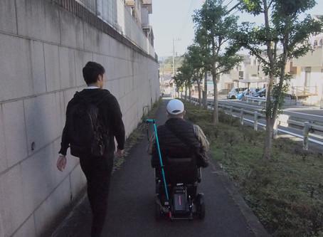 『外出サポートサービス籠屋(かごや)始動』
